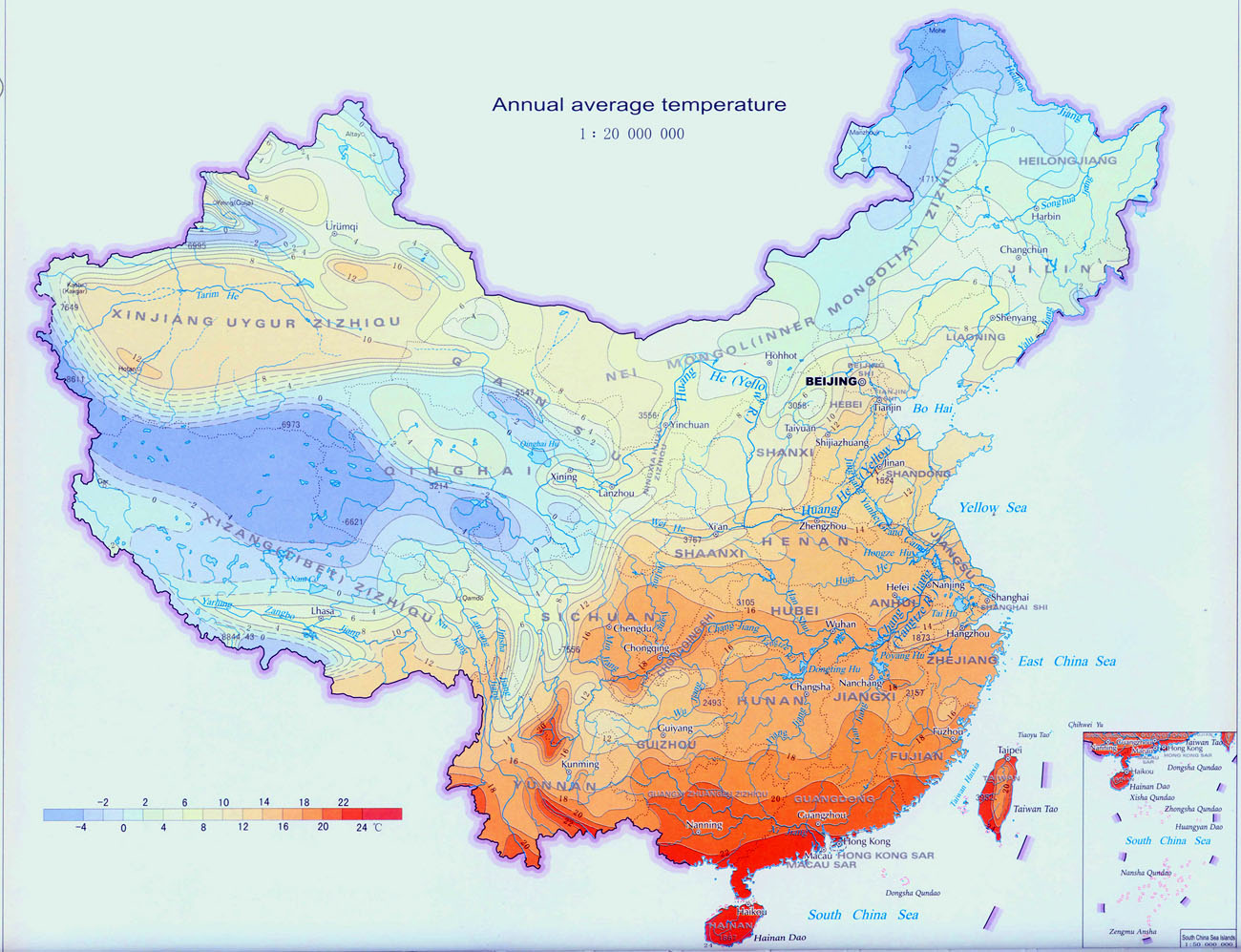 Your guide to chinathe central country china facts maps gumiabroncs Gallery